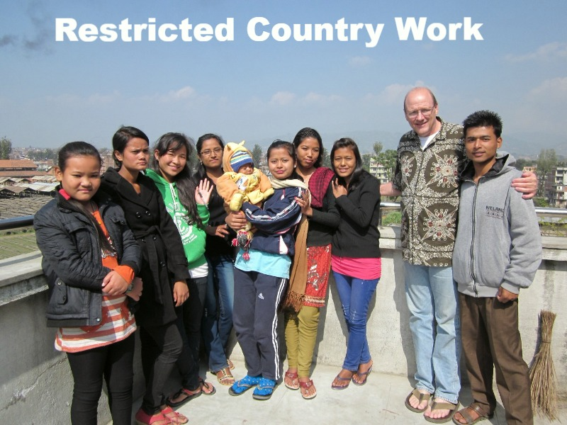 Restricted Country Work